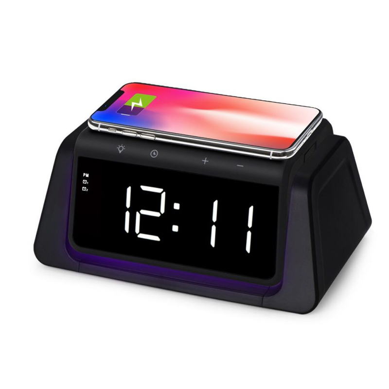 UV Sanitiser Alarm Clock