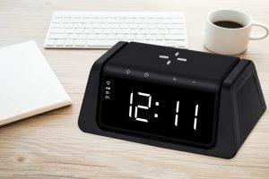 Phone Sterilizer Clock