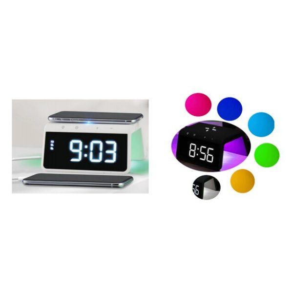 Wireless Charging Alarm Clock Australia