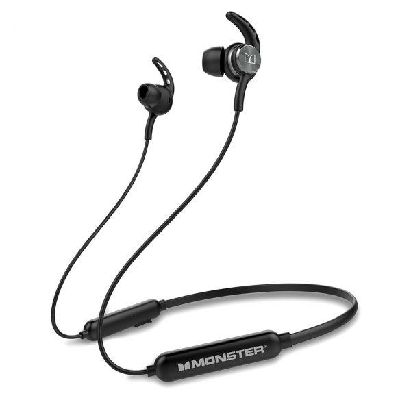 Waterproof Sport Headphones Monster