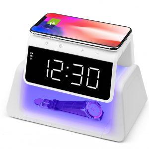 UV Sterilizer Alarm Clock Australia