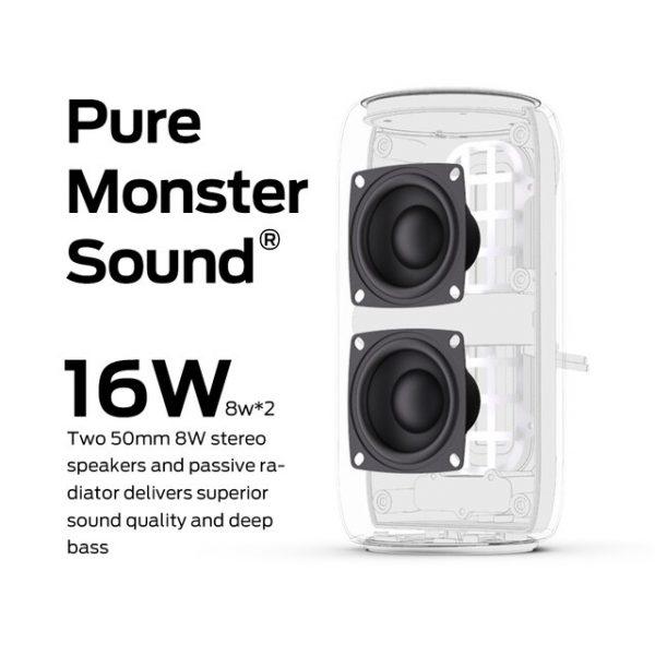 Splash Resistant Wireless Speaker