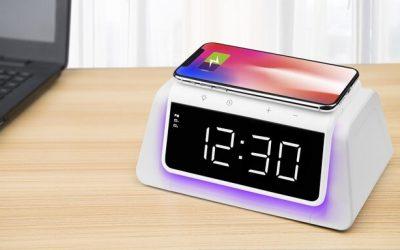 Dual Alarm Clock with UV Sterilizer Review