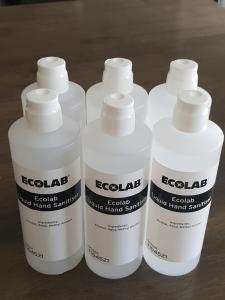 Ecolab Liquid Hand Sanitiser Australia