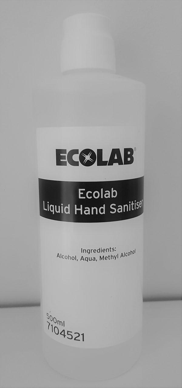 Liquid Hand Sanitiser Ecolab Australia