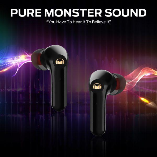 Monster Wireless Earphones
